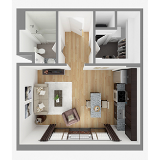 Lot 468 Floor plan layout